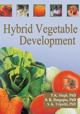 Hybrid Vegetable Development 9781560221197