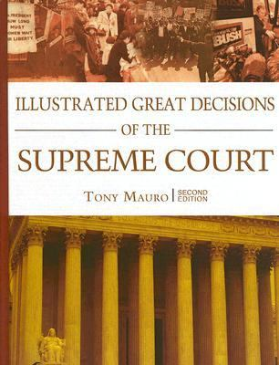 Illustrated Great Decisions of the Supreme Court 9781568029641