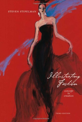 Illustrating Fashion: Concept to Creation [With DVD] 9781563678301