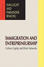 Immigration and Entrepreneurship: Culture, Capital, and Ethnic Networks