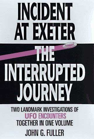 Incident at Exeter/Interrupted Journey 9781567311341