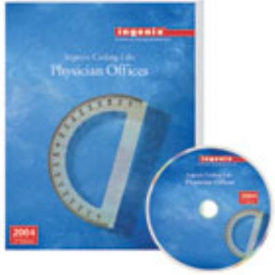 Ingenix Coding Lab: Physician Offices -- 2004 9781563374340