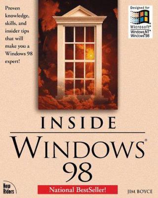 Inside Windows 98 9781562057886