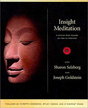 Insight Meditation Kit [With Workbook and 12 Study Cards] 9781564559067