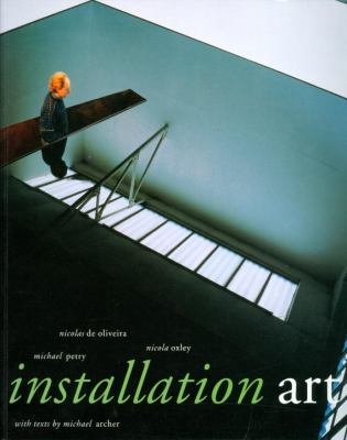 Installation Art: Installation Art 9781560987048
