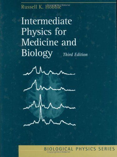 Intermediate Physics for Medicine and Biology 9781563964589