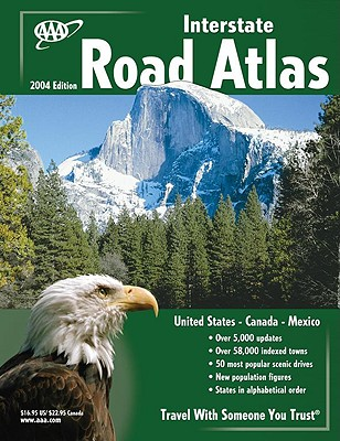 Interstate Road Atlas: 2004 Edition 9781562513863