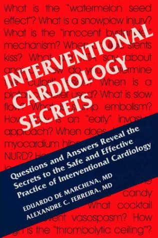 Interventional Cardiology Secrets 9781560535850