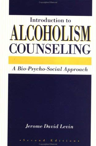 Introduction to Alcoholism Counseling 9781560323556