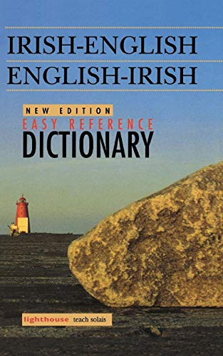 Irish-English/English-Irish Easy Reference Dictionary 9781568332048