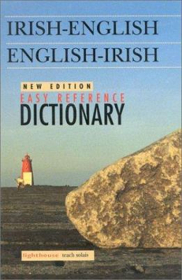 Irish-English/English-Irish Easy Reference Dictionary 9781568332031