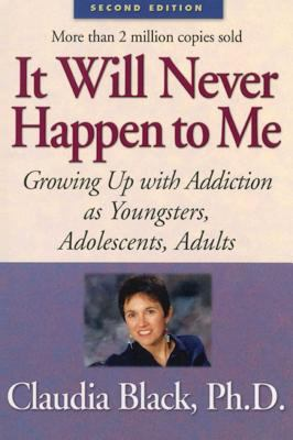It Will Never Happen to Me: Growing Up with Addiction as Youngsters, Adolescents, Adults 9781568387987