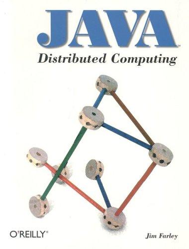 Java Distributed Computing 9781565922068