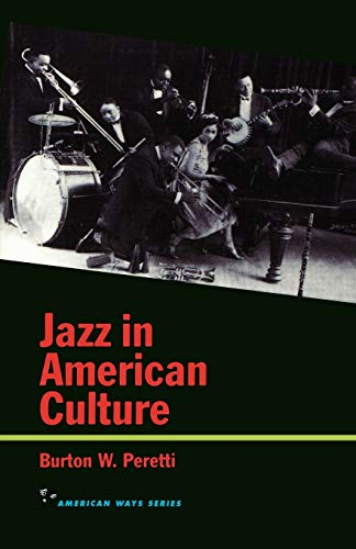 Jazz in American Culture 9781566631433
