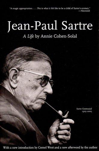 Jean-Paul Sartre: A Life 9781565849747