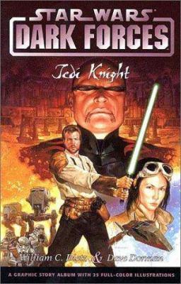 Jedi Knight 9781569714331