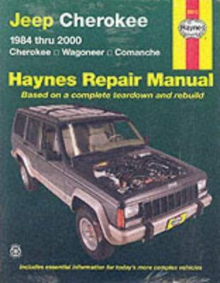 Jeep Cherokee, Wagoneer, Comanche '84'00 9781563924002