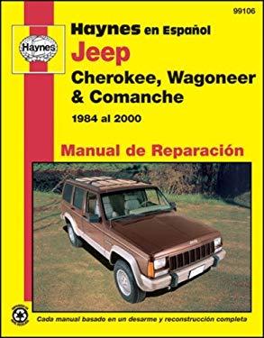 Jeep Cherokee, Wagoneer & Comanche Manual de Reparacion 9781563924927