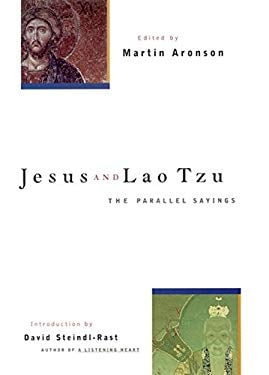 Jesus and Lao Tzu: The Parallel Sayings 9781569752241