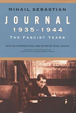 Journal 1935 1944: The Fascist Years