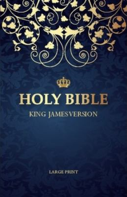 KJV Large Print Bible 9781563207655