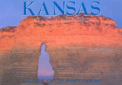 Kansas Postcard Book 9781563139376