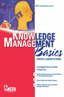 Knowledge Management Basics 9781562865481