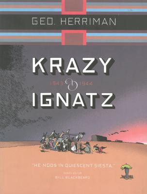 Krazy & Ignatz 1943-1944: