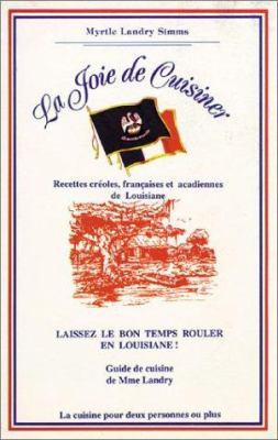 La Joie de Cuisiner de Mme. SIMMs 9781565548428