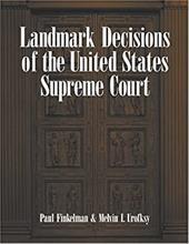 Landmark Decisions of the United States Supreme Court 7024984