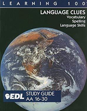 Language Clues: AA 16-30: Vocabulary, Spelling, Language Skills 9781562606848