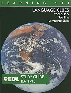 Language Clues: BA 1-15: Vocabulary, Spelling, Language Skills 9781562606855