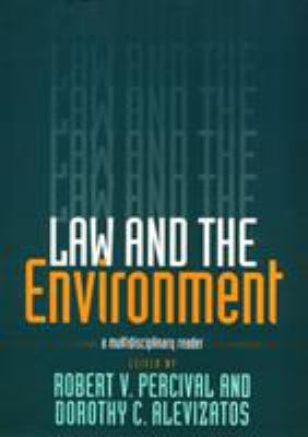 Law and Environment PB 9781566395243