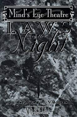 Laws of the Night: The Pocket Guide to Mind's Eye Theatre 9781565045064