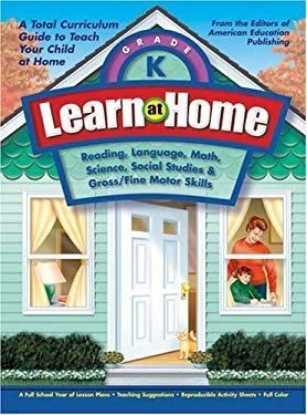 Learn at Home: Kindergarten
