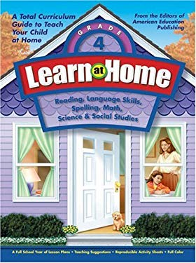 Learn at Home: Grade 4 9781561895120