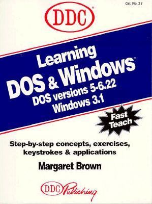 Learning DOS and Windows [With CDROM] 9781562432959
