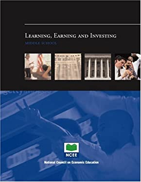 Learning, Earning and Investing: Middle School 9781561835690