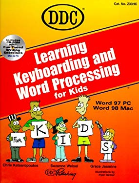 Learning Keyboarding and Word Processing for Kids 9781562436261