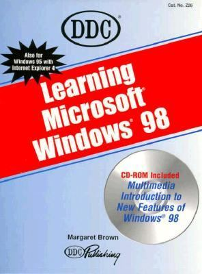 Learning Microsoft Windows 98 9781562434878