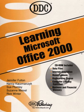 Learning Office 2000 [With *]