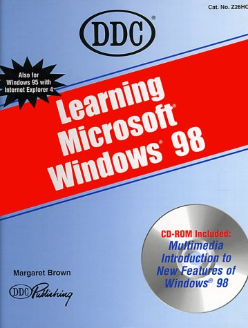 Learning Windows 98 9781562435691