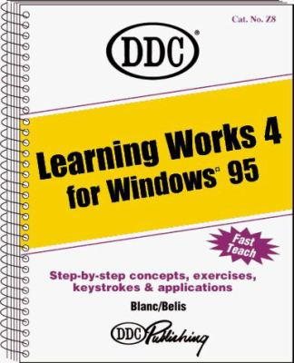 Learning Works 4 for Windows 95 9781562432980