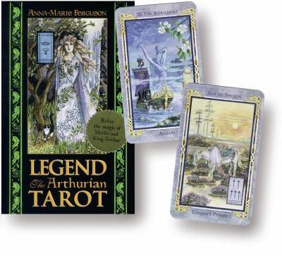 Legend Tarot Deck: The Arthurian Tarot