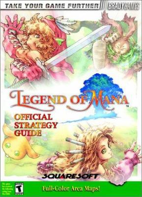 Legend of Mana Official Strategy Guide 9781566869867
