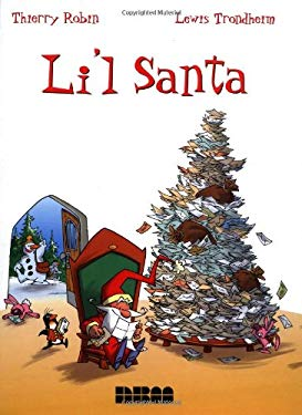 Li'l Santa 9781561633357