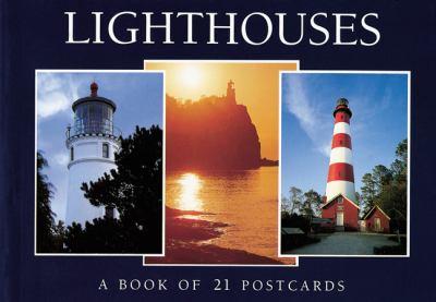 Lighthouses Postcard Book 9781563137549