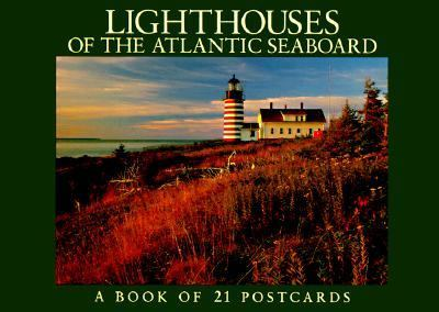 Lighthouses of the Atlantic Seaboard Postcard Book 9781563138133