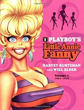 Little Annie Fanny Volume 1: 1962 - 1970 9781569715192