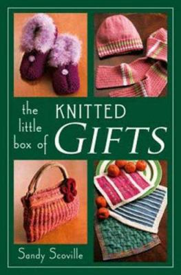 Little Box of Knitted Gifts 9781564777492